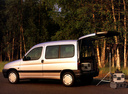 Фото авто Peugeot Partner 1 поколение, ракурс: 90