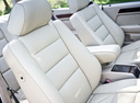 Фото авто Mercedes-Benz E-Класс W124 [2-й рестайлинг], ракурс: сиденье