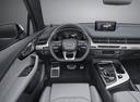 Фото авто Audi SQ7 4M, ракурс: торпедо