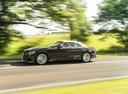 Фото авто Mercedes-Benz S-Класс W222/C217/A217 [рестайлинг], ракурс: 45 цвет: коричневый