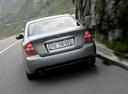 Фото авто Subaru Legacy 4 поколение, ракурс: 180 цвет: серебряный