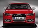 Фото авто Audi S6 C7,  цвет: красный