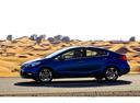 Фото авто Kia Cerato 3 поколение, ракурс: 90 цвет: синий