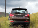 Фото авто Chery Tiggo 5 T21, ракурс: 180 цвет: коричневый