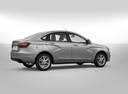Новый ВАЗ (Lada) Vesta, серебряный , 2017 года выпуска, цена 570 900 руб. в автосалоне Мика Мотор