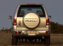 Фото авто Tata Safari 1 поколение, ракурс: 180