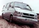Фото авто Volkswagen Multivan T4, ракурс: 315