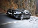 Фото авто Mercedes-Benz CL-Класс C216, ракурс: 45 цвет: черный