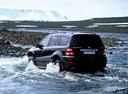 Фото авто Mercedes-Benz GL-Класс X164, ракурс: 135 цвет: черный