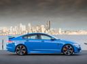 Фото авто Jaguar XF X250 [рестайлинг], ракурс: 270 цвет: синий
