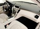 Фото авто Cadillac CTS 2 поколение, ракурс: салон целиком
