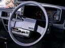 Фото авто Nissan Langley N12, ракурс: рулевое колесо