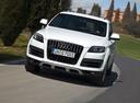Фото авто Audi Q7 4L [рестайлинг],  цвет: серебряный
