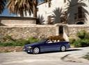 Фото авто BMW 3 серия E36, ракурс: 45 цвет: синий