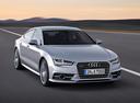 Фото авто Audi A7 4G [рестайлинг], ракурс: 315 цвет: серебряный