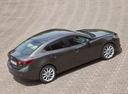 Фото авто Mazda 3 BM, ракурс: 270 цвет: коричневый