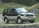 Фото авто Nissan Terrano R20 [рестайлинг], ракурс: 315