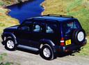 Фото авто Toyota Land Cruiser Prado J90, ракурс: 135