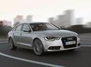 Фото авто Audi A6 4G/C7, ракурс: 315 цвет: серый