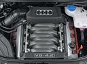 Фото авто Audi S4 B7/8E, ракурс: двигатель