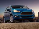 Фото авто Ford Fiesta 6 поколение [рестайлинг],  цвет: голубой
