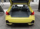 Фото авто Audi A1 2 поколение, ракурс: багажник цвет: желтый