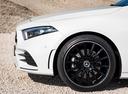 Фото авто Mercedes-Benz A-Класс W177/V177, ракурс: колесо цвет: белый