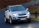 Фото авто Opel Antara 1 поколение [рестайлинг], ракурс: 315 цвет: бежевый