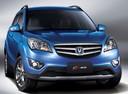 Фото авто Changan CS35 1 поколение, ракурс: 315 - рендер цвет: синий