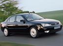 Фото авто Ford Mondeo 3 поколение [рестайлинг], ракурс: 315 цвет: черный