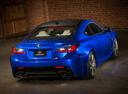 Фото авто Lexus RC 1 поколение, ракурс: 135 цвет: синий