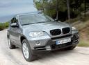 Фото авто BMW X5 E70, ракурс: 315 цвет: серый
