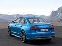 Фото авто Audi A6 4G/C7 [рестайлинг], ракурс: 135 цвет: голубой