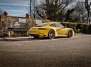 Фото авто Porsche 911 991 [рестайлинг], ракурс: 225 цвет: желтый