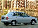 Фото авто Chevrolet Classic 1 поколение [рестайлинг], ракурс: 270