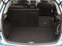 Фото авто Mitsubishi ASX 1 поколение, ракурс: багажник цвет: голубой