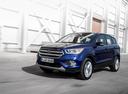 Фото авто Ford Kuga 2 поколение [рестайлинг], ракурс: 45 цвет: синий