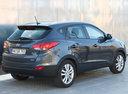 Фото авто Hyundai ix35 1 поколение, ракурс: 225 цвет: серый
