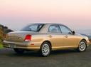 Фото авто Hyundai XG 1 поколение, ракурс: 225