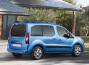 Фото авто Citroen Berlingo 2 поколение [рестайлинг], ракурс: 225 цвет: голубой