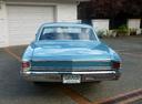 Фото авто Chevrolet Chevelle 1 поколение [3-й рестайлинг], ракурс: 180