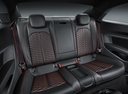 Фото авто Audi RS 5 F5, ракурс: задние сиденья
