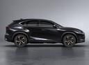 Фото авто Lexus NX 1 поколение [рестайлинг], ракурс: 270 цвет: черный