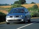 Фото авто Renault Megane 2 поколение, ракурс: 45