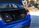 Фото авто Subaru Impreza 4 поколение [рестайлинг], ракурс: багажник цвет: синий