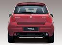 Фото авто Suzuki Swift 3 поколение, ракурс: 180