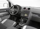 Фото авто Volkswagen Caddy 3 поколение [рестайлинг], ракурс: торпедо