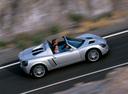 Фото авто Opel Speedster 1 поколение, ракурс: 270