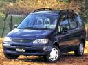 Фото авто Toyota Corolla Spacio 1 поколение, ракурс: 45
