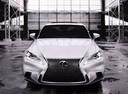 Фото авто Lexus IS XE30,  цвет: белый